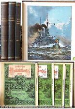 Sächsischer Volkskalender 14 Jahrgänge 1905-1915 & 1926-1930 Dresden Sammlung