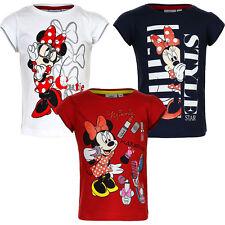 Minnie Mouse Maus Mickey T-Shirt Gr. 94, 102, 114, 128, NEU