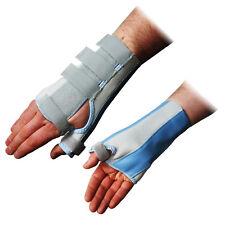 TalarMade Elastic Wrist Thumb NHS Approved Carpal Tunnel Support Brace Splint