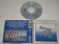 BONEY M RÉUNION '88-GREATEST HITS OF TUTTI TEMPO REMIX '88HANSA 259 426 CD ALBUM
