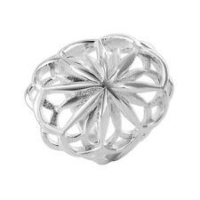925 Sterling Silver Oval Design 3mm Ring #CBRS004