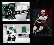 MINNESOTA DALLAS NORTH STARS AUTOGRAPH JERSEY NHL HOCKEY CARD SEE LIST