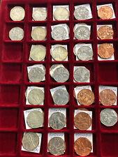 5M11) Österreich 5 Euro Silber oder Kupfer bankfrisch, freie Auswahl