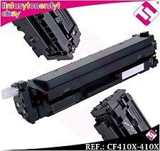 TONER NEGRO CF410X 410X COMPATIBLE PARA IMPRESORAS NONOEM HP NO ORIGINAL