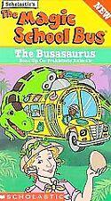 Magic School Bus, The - The Busasaurus (VHS, 1997)