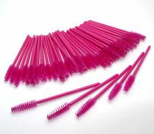 Disposable Eyelash Color Mascara Wands Lash Brushes Applicator Tool Spoolers