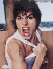 Ashton Kutcher Signed RARE 8x10 Autographed Photo JSA