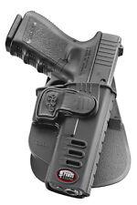 Fobus glch rotación holster pistolera glock 17/19/22/23/31/32/34/35