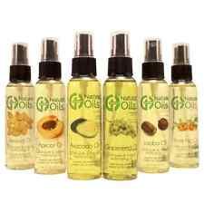 All Natural Skin Care Oil - 2oz w/ Black Spray Cap