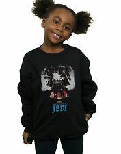 Star Wars Girls Return Of The Jedi Vader Shattered Sweatshirt