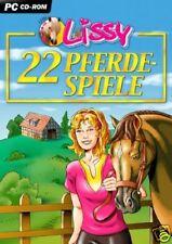 Lissy - 22 Pferde-Spiele - Tolle Spiele rund ums Pferd!