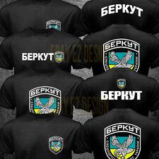 Berkut Eagle Crimea Ukraine Russia Soviet Spetsnaz Special Police Force T-shirt