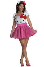 Hello Kitty Tutu Dress Adult Halloween Costume