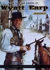 TV-The Life and Legend of Wyatt Earp Season 2  DVD