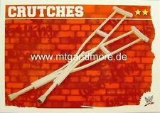 Slam Attax Mayhem #200 Crutches