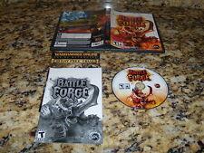 Battleforge Battle Forge Windows (PC, 2009) Game Complete (Mint Condition)