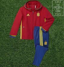 Spain Presentation Tracksuit - adidas FEF Football - Boys / Infants - All Sizes