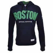 ADIDAS BASKET BOSTON CELTICS FELPA HOODY MAN HOODED TOP B03383