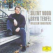 Bryn Terfel - Silent Noon NR MINT! 24HR POST!!