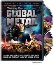 GLOBAL METAL NEW DVD