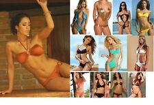 Para Mujer Lingerie Ropa Interior Conjunto Bikini Swim Wear Dress