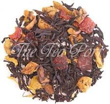 Pumpkin Spice Loose Leaf Flavored Black Tea - 1 lb