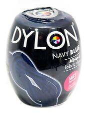 Navy Blue Fabric Dye by Dylon