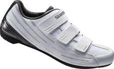 Shimano SH-RP2W Racing Shoes, Bike, Unisex, White, Various Sizes 38 - 50