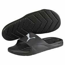Puma Divecat  Badelatschen Badeschuhe Schuhe Sandalen 360274 (black-white 02)