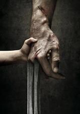 Logan affiche film Marvel WOLVERINE X MEN print Photo Wall Art Poster A3 A4