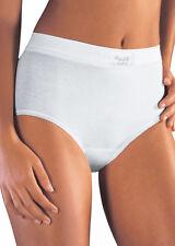 Sloggi Ladies Double Comfort Maxi Brief White Womens Sizes Uk:10 - 22