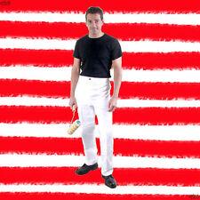 Prodec 100% Cotton Drill Painters Decorators Trousers Pants - Choose Your Size
