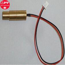 532nm 200mW Green Laser Module + free Driver + Free Heatsink Christmas promotion