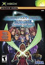 Phantasy Star Online: Episode I & II (Microsoft Xbox, 2003)  COMPLETE  FAST SHIP
