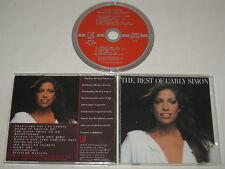 Carly Simon/The Best of Carly Simon (Elektra 109-2 (252 025)) ALBUM CD