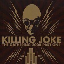 KILLING JOKE - The Gathering 2008 Part One (2 Disc Set) CD [B25]