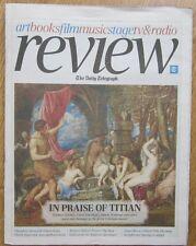 Titian – Daily Telegraph Review – 30 June 2012