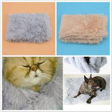 Soft Large Pet Dog Cat Soft Blanket Cosy Warm Animal Blanket Throw Mat Sleeping
