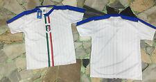 1 MAGLIA ITALIA NAZIONALE COL. BIANCA FIGC JERSEY T-SHIRT AZZURRI AWAY  EURO2016