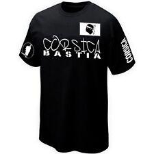 T-Shirt BASTIA CORSICA CORSE - Maillot ★★★★★★
