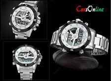 Elegante Orologio Uomo Weide1104 Sport Crono Luce Led Watch ORIGINALE + Garanzia