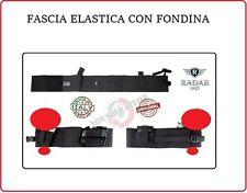 Fascia Elastica Multitasche Fondina In Borghese per Pistola Porto Occulto Radar