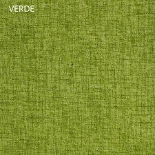 Tela Loneta Mezcla Verde Al 1/2 Medidor para Mobiliario Cortinas cubresofá