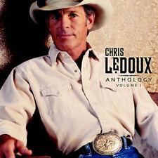 LEDOUX, CHRIS-ANTHOLOGY VOLUME 1 CD NEW