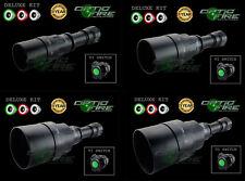 Opticfire® AG-VI 75 67 50 38 LED Deluxe hunting torch light lamp lamping kit