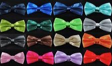 Fliege Fliegen Herren-Fliegen Schleifen Anzugfliege 30 Farben zur Auswahl