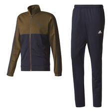 adidas Back2Basics Sportanzug Trainingsanzug Tracksuit, BQ8359