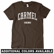 Carmel California Women's T-shirt - By The Sea Highlands Monterey USA - S to 2XL