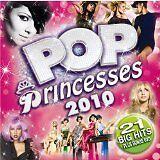 Various Artists - Pop Princesses 2010 (+DVD, 2010)