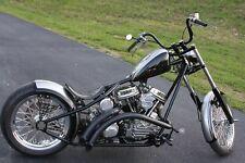 189363 Custom Chopper Motorcycle Wall Print Poster CA